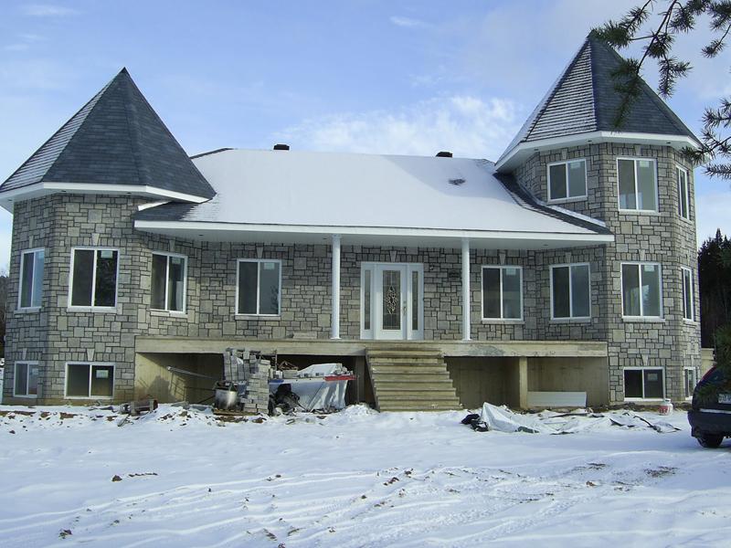 Design 89 pour la conception de plans architecturaux 012 for Maison neuve design